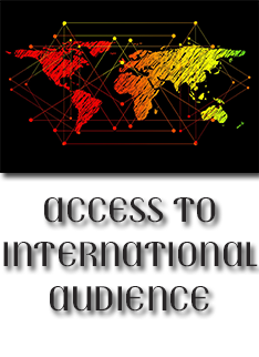Access to International Audience